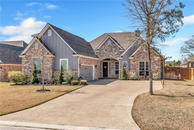 3316 Lewisburg Court, Bryan, TX 77808 (MLS #19004164) :: NextHome Realty Solutions BCS