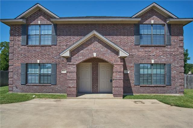 2529 Teal Drive, College Station, TX 77840 (MLS #19004165) :: The Shellenberger Team