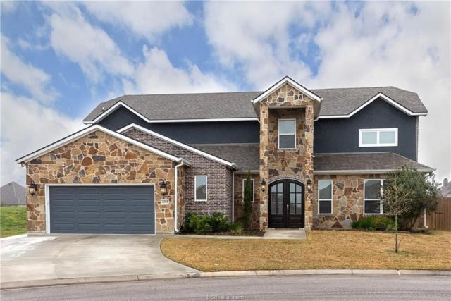 4003 Wild Creek Court, College Station, TX 77845 (MLS #19004211) :: Treehouse Real Estate