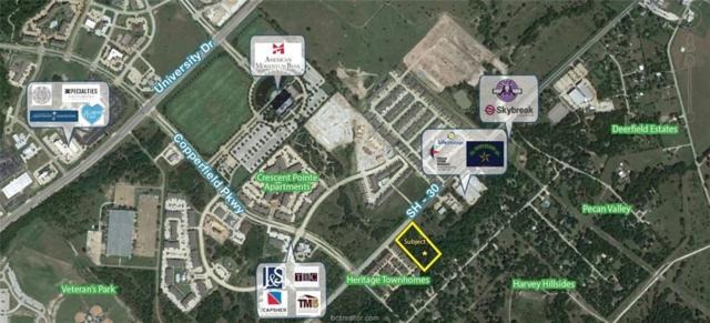 3.18 Acres Sh-30, College Station, TX 77845 (MLS #19004256) :: The Shellenberger Team