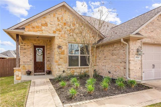 4002 Rocky Vista Drive, College Station, TX 77845 (MLS #19004293) :: Chapman Properties Group