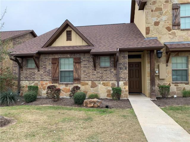 130 Armored, College Station, TX 77845 (MLS #19004372) :: The Lester Group