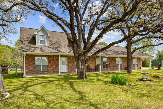 5445 Silver Hill Road, Bryan, TX 77807 (MLS #19004383) :: Cherry Ruffino Team