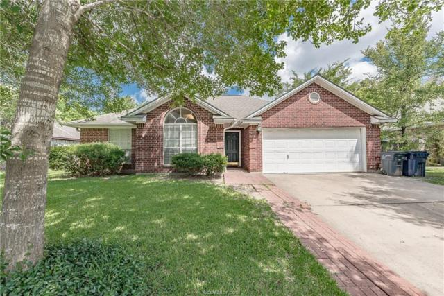1107 Bayou Woods Drive, College Station, TX 77840 (MLS #19004401) :: Chapman Properties Group