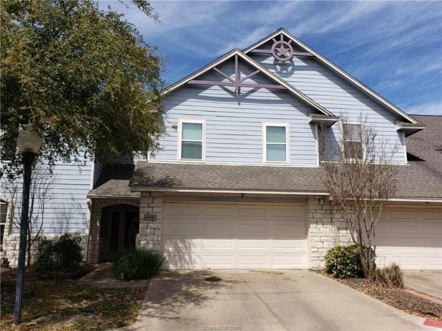 1225 Canyon Creek Circle, College Station, TX 77840 (MLS #19004418) :: Treehouse Real Estate