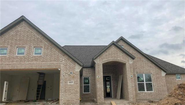 4819 Coopers Hawk Drive, College Station, TX 77845 (MLS #19004430) :: The Shellenberger Team