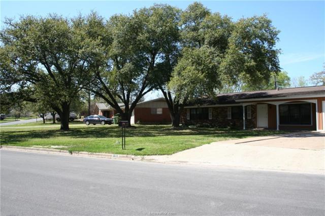 810 Vine Street, Bryan, TX 77802 (MLS #19004452) :: RE/MAX 20/20