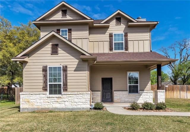1315 Foster Avenue, College Station, TX 77840 (MLS #19004507) :: The Lester Group