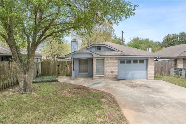 1111 Buttercup, College Station, TX 77845 (MLS #19004564) :: Chapman Properties Group