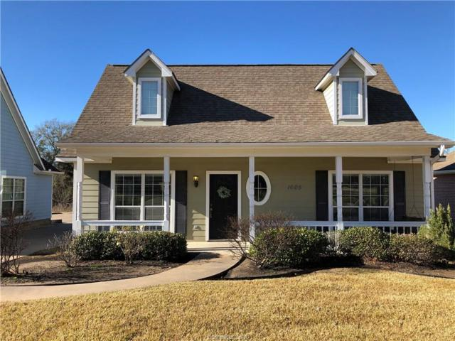 1605 Park Place, College Station, TX 77840 (MLS #19004613) :: The Shellenberger Team