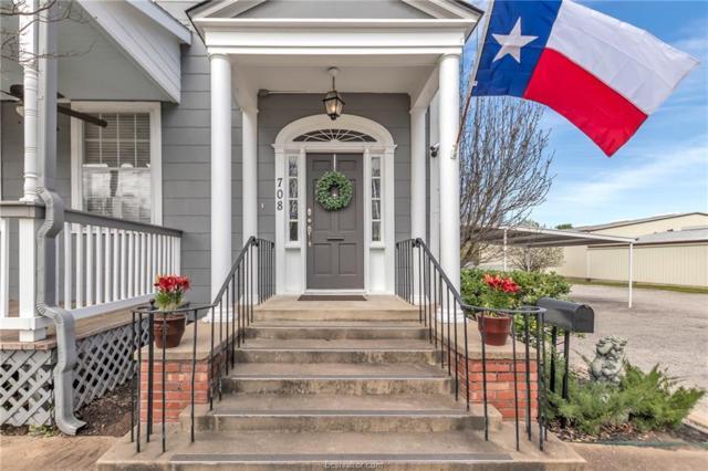 708 S Bryan, Bryan, TX 77803 (MLS #19004619) :: Chapman Properties Group