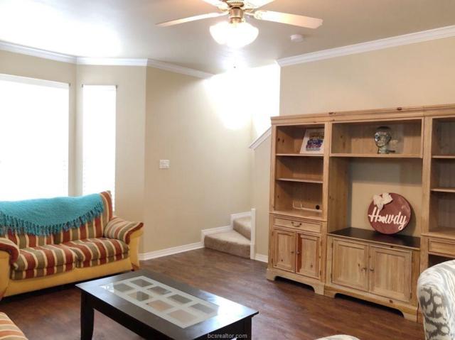 1198 Jones Butler Road #708, College Station, TX 77840 (MLS #19004650) :: Chapman Properties Group