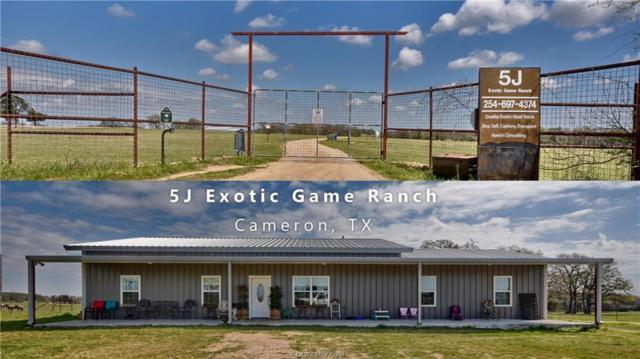 132 County Road 267, Cameron, TX 76520 (MLS #19004665) :: RE/MAX 20/20