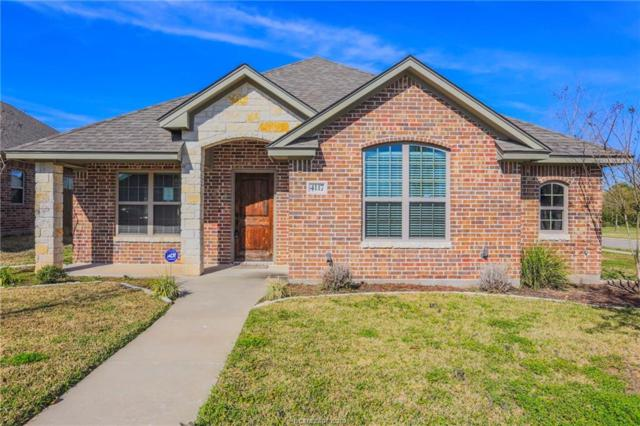 4117 Muncaster Lane, College Station, TX 77845 (MLS #19004689) :: Cherry Ruffino Team
