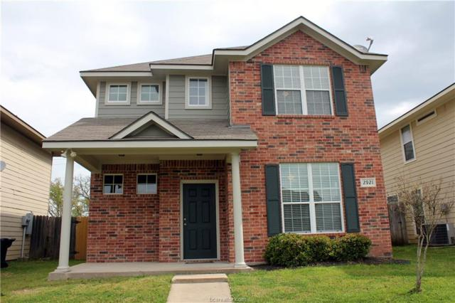 2921 Mclaren Drive, College Station, TX 77845 (MLS #19004697) :: The Lester Group