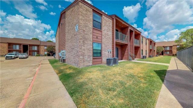 904 University Oaks #122, College Station, TX 77840 (MLS #19004739) :: The Shellenberger Team