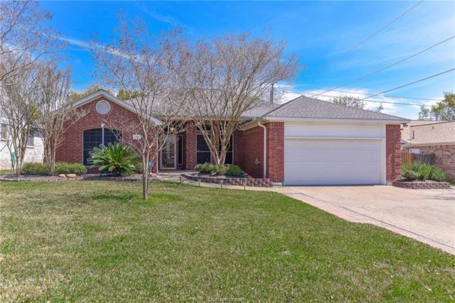 4005 Warwick Lane, Bryan, TX 77802 (MLS #19004745) :: Chapman Properties Group