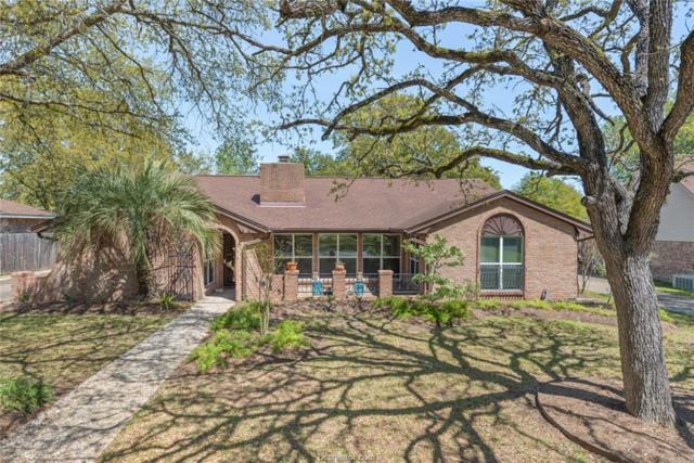 1815 Leona Drive, College Station, TX 77840 (MLS #19004756) :: Chapman Properties Group