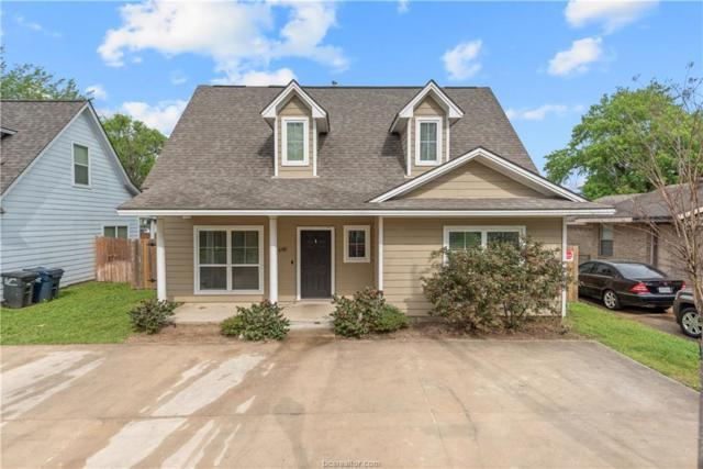 619 Columbus Street, College Station, TX 77840 (MLS #19004774) :: Treehouse Real Estate
