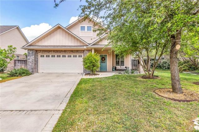 3913 Lienz Lane, College Station, TX 77845 (MLS #19004779) :: NextHome Realty Solutions BCS