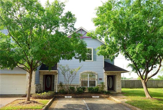 1219 Canyon Creek, College Station, TX 77840 (MLS #19004786) :: The Lester Group