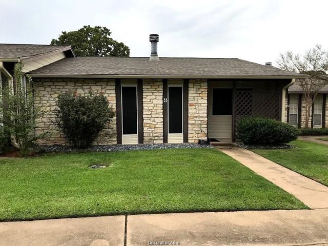 2100 Windsor Drive #35, Bryan, TX 77802 (MLS #19004816) :: Treehouse Real Estate