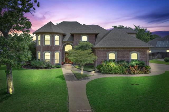 2120 Rockcliffe Loop, College Station, TX 77845 (MLS #19004829) :: The Lester Group