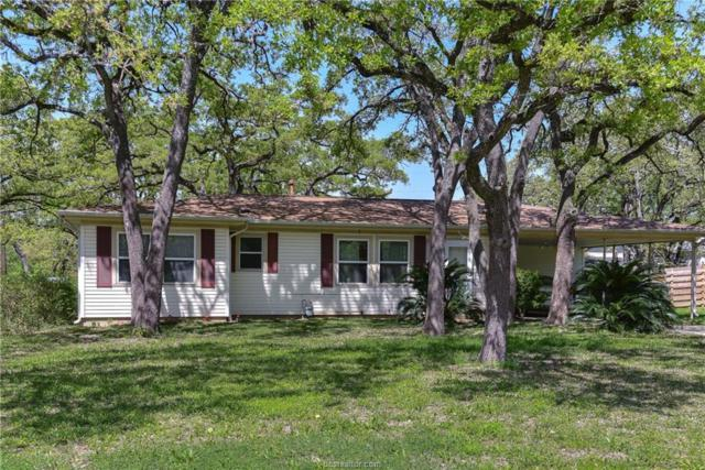 314 Tee Drive, Bryan, TX 77801 (MLS #19005871) :: RE/MAX 20/20