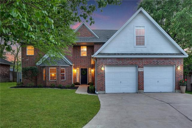 2713 Bayberry Court, Bryan, TX 77807 (MLS #19005874) :: The Shellenberger Team
