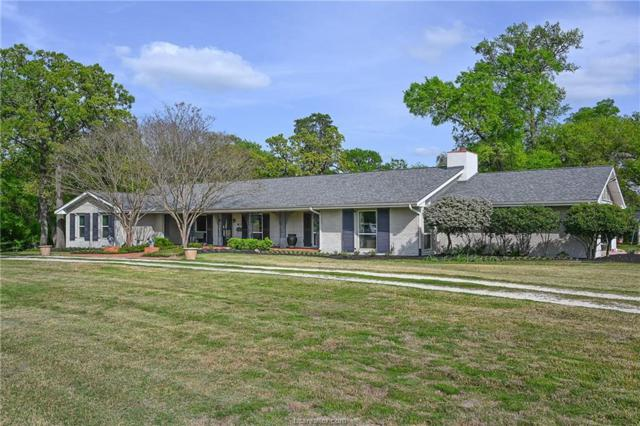 401 Brookside Drive, Bryan, TX 77801 (MLS #19005971) :: The Lester Group