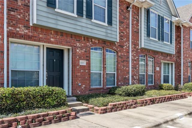 1001 Krenek Tap Road #1003, College Station, TX 77840 (MLS #19005982) :: The Shellenberger Team