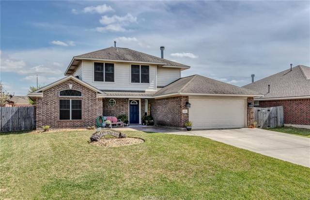 1108 Coeburn Court, College Station, TX 77845 (MLS #19005991) :: Treehouse Real Estate