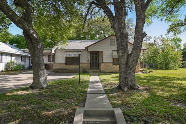 1304 E 30th Street, Bryan, TX 77802 (MLS #19006177) :: The Lester Group