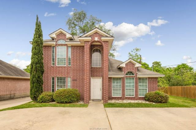 1609 Park Place, College Station, TX 77840 (MLS #19006232) :: Chapman Properties Group