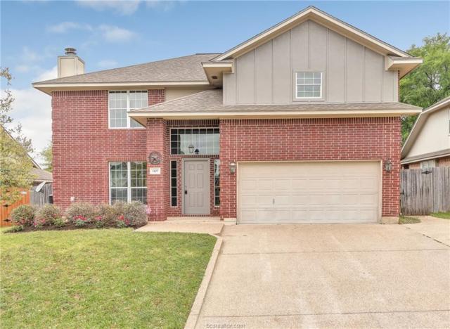 1107 Harrisonburg Lane, College Station, TX 77845 (MLS #19006246) :: Chapman Properties Group