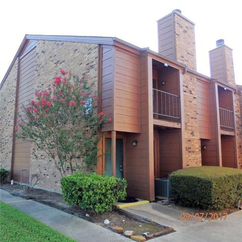 904 University Oaks #48, College Station, TX 77840 (MLS #19006307) :: The Shellenberger Team