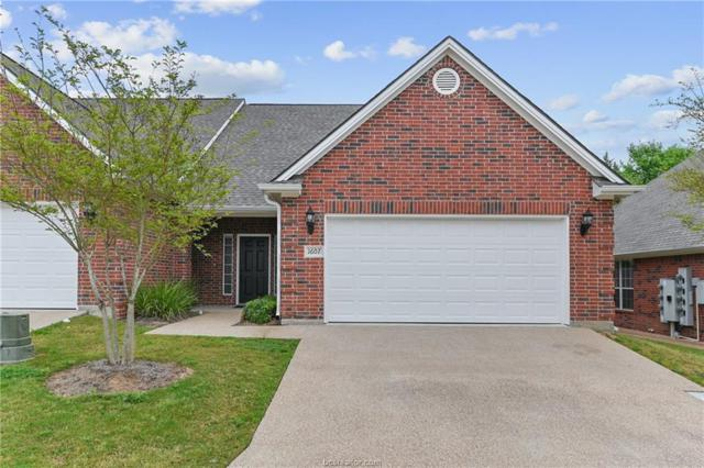 1607 Culture Lane, College Station, TX 77845 (MLS #19006320) :: The Lester Group