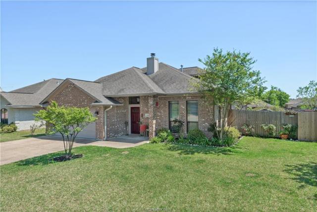 1106 Bracey Court, College Station, TX 77845 (MLS #19006395) :: Chapman Properties Group