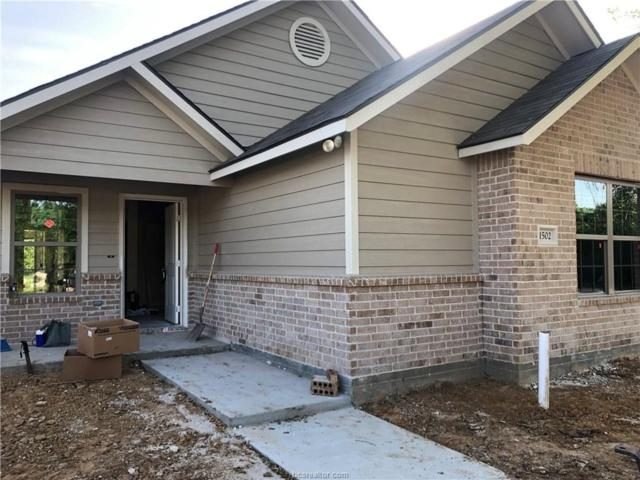 1502 Military Drive, Bryan, TX 77803 (MLS #19006470) :: The Lester Group