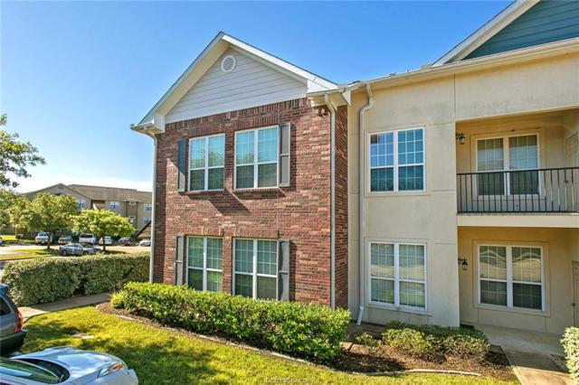 801 Luther Street #1205, College Station, TX 77840 (MLS #19006495) :: NextHome Realty Solutions BCS