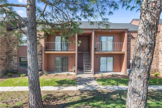 904 University Oaks #61, College Station, TX 77840 (MLS #19006513) :: Treehouse Real Estate