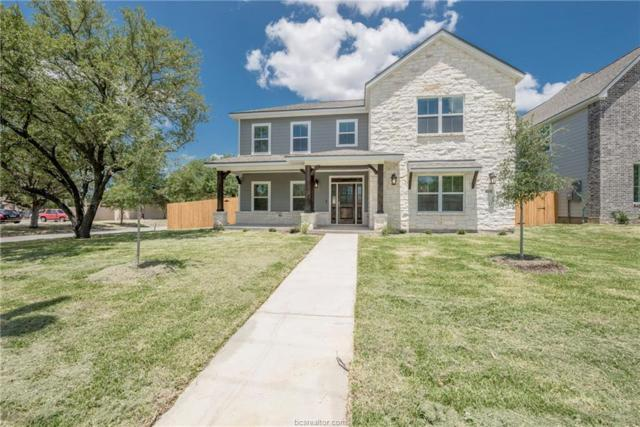 401 Edward Street, College Station, TX 77840 (MLS #19006632) :: NextHome Realty Solutions BCS