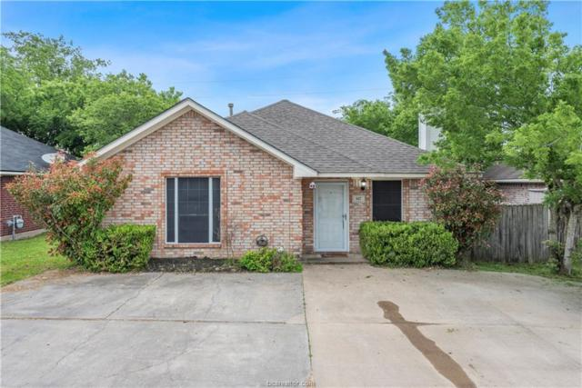 817 Avenue A, College Station, TX 77840 (MLS #19006720) :: RE/MAX 20/20