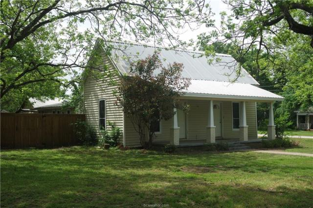 616 N Sharp Street, Franklin, TX 77856 (MLS #19006781) :: Treehouse Real Estate