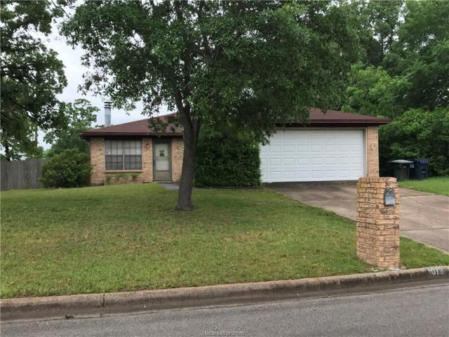 1012 San Benito Drive, College Station, TX 77845 (MLS #19006797) :: Chapman Properties Group