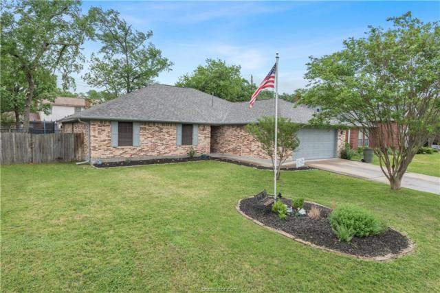 4113 Knightsbridge Lane, Bryan, TX 77802 (MLS #19006823) :: The Shellenberger Team