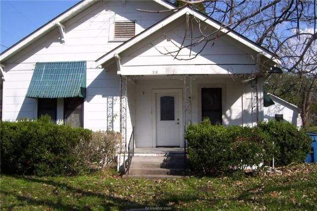 518 Horlock Street, Navasota, TX 77868 (MLS #19006843) :: RE/MAX 20/20