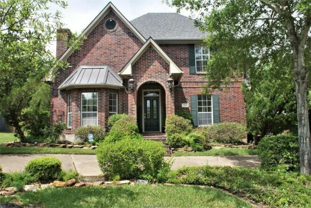 1011 Winged Foot Drive, College Station, TX 77845 (MLS #19006846) :: The Shellenberger Team