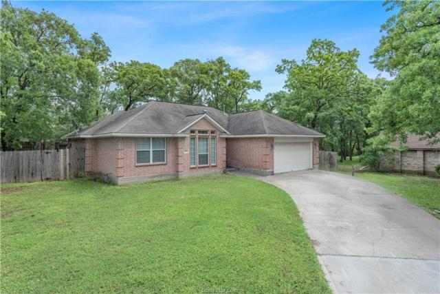 1007 Wedgewood Circle, Bryan, TX 77801 (MLS #19006871) :: Treehouse Real Estate