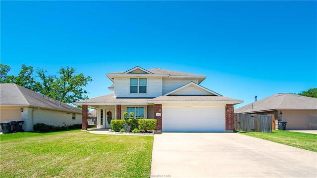 1307 Portsmouth Court, College Station, TX 77845 (MLS #19006898) :: RE/MAX 20/20